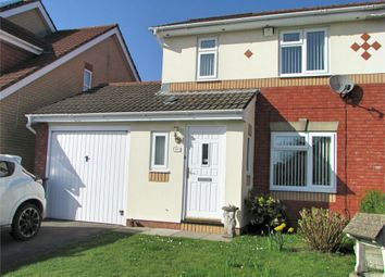 Thumbnail 3 bed semi-detached house for sale in Derwen Deg, Bryncoch, Neath, West Glamorgan