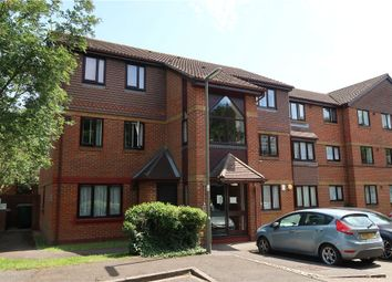 Thumbnail 1 bed flat for sale in Dutch Barn Close, Stanwell, Staines-Upon-Thames