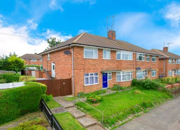 Thumbnail 2 bed flat for sale in Margaret Road, Kettering