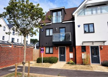 Thumbnail 3 bed semi-detached house for sale in Huxley Drive, Oxted