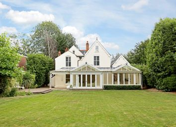 Thumbnail 5 bed detached house to rent in Beaumont Rise, Marlow