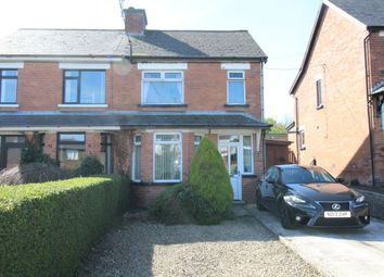 Thumbnail 2 bedroom semi-detached house for sale in Knockmore Park, Greenisland