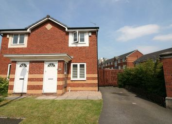 Thumbnail 2 bedroom semi-detached house for sale in Angora Drive, Salford