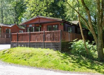 Thumbnail 2 bedroom mobile/park home for sale in Lodge, White Cross Bay Holiday Park, Troutbeck Bridge