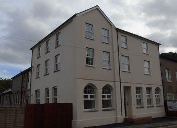 Thumbnail 2 bed flat for sale in Gladstone Street, Cross Keys, Newport