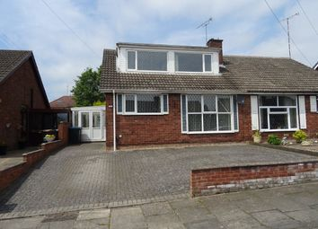 Thumbnail 3 bed bungalow to rent in Drummond Close, Coundon, Coventry