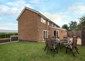 Thumbnail 3 bed semi-detached house for sale in Boscomoor Lane, Penkridge, Stafford