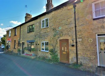 Thumbnail 2 bed terraced house for sale in Rock Road, Stamford