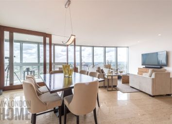 Thumbnail 2 bed flat to rent in The Tower, One St George Wharf, Vauxhall, London