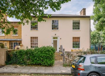 Thumbnail 3 bed flat for sale in Tollington Place, London