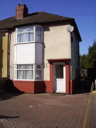 Thumbnail 3 bedroom semi-detached house for sale in Causeway Green Road, Oldbury