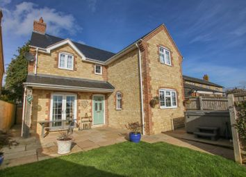 Thumbnail 4 bed detached house for sale in Station Road, Quainton, Aylesbury