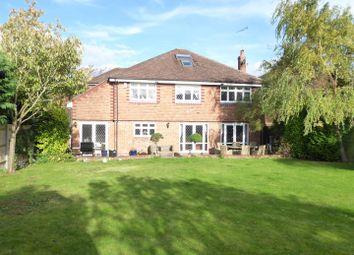 Thumbnail 5 bed detached house for sale in Bullpond Lane, Dunstable