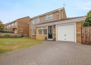 Thumbnail 3 bed detached house for sale in Chestnut Close, Saltburn-By-The-Sea