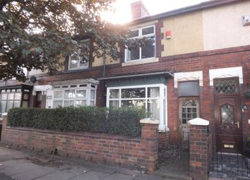 Thumbnail 2 bed terraced house for sale in High Lane, Burslem, Stoke-On-Trent