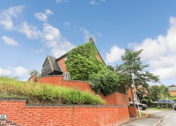 Thumbnail 3 bed detached house for sale in White Hart Close, Billesdon, Leicester