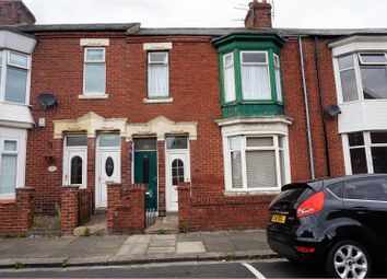 Thumbnail 2 bed flat for sale in Osbourne Avenue, South Shields