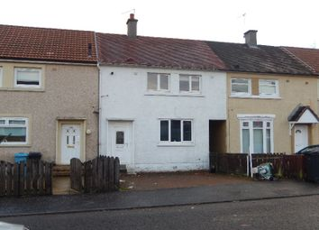 Thumbnail 3 bed terraced house to rent in Laburnum Road, Viewpark, North Lanarkshire