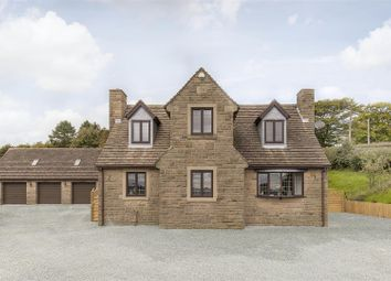 Thumbnail 4 bed detached house for sale in Steep Lane, Wingerworth, Chesterfield