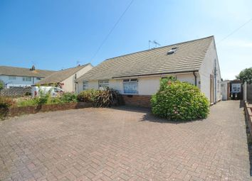 Thumbnail 4 bed semi-detached bungalow for sale in The Retreat, Ramsgate