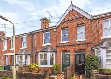 Thumbnail 4 bed terraced house for sale in Fairfield Road, Winchester