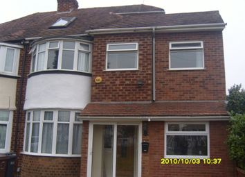 Thumbnail Room to rent in Hobs Moat Road, Solihull, Birmingham
