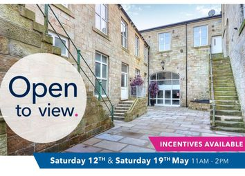 Thumbnail 1 bed flat for sale in Hollins Mill Hollins Road, Todmorden