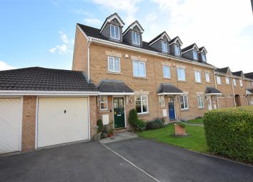 Thumbnail 3 bed end terrace house for sale in Tydeman Road, The Vale, Portishead