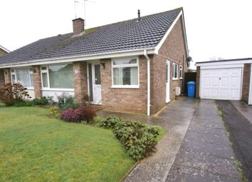 Thumbnail 2 bed semi-detached bungalow for sale in Chichester Walk, Merley, Wimborne