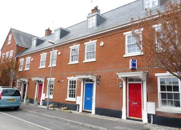 Thumbnail 4 bed terraced house to rent in Oak View, Blandford Forum, Dorset