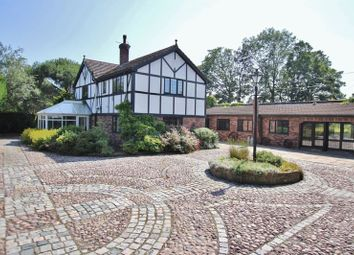 5 bed detached house for sale in Rocklands Lane, Thornton Hough, Wirral CH63