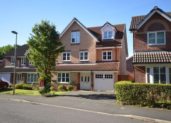 Thumbnail 5 bed detached house for sale in Carriage Drive, Hartford, Northwich