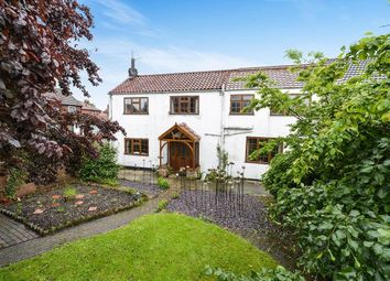 Thumbnail 4 bed terraced house for sale in Station Road, Nafferton, Driffield