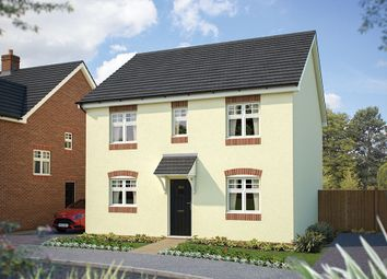 "Thumbnail 4 bed detached house for sale in ""The Buxton"" at Station Road, Salford Priors, Evesham"
