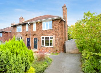 Thumbnail 3 bed semi-detached house for sale in Woodlands Drive, Harrogate