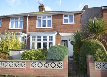 Thumbnail 3 bed semi-detached house for sale in Victoria Street, Felixstowe