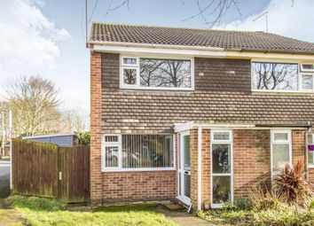 Thumbnail 2 bed semi-detached house for sale in Nursery Close, Shepshed, Loughborough