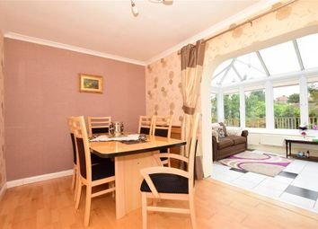Thumbnail 1 bed semi-detached bungalow for sale in Park Farm Road, Folkestone, Kent