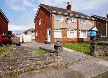 Thumbnail 3 bed semi-detached house for sale in Heol Y Sheet, North Cornelly, Bridgend