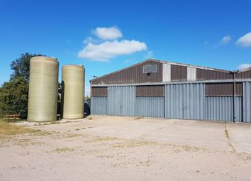 Thumbnail Land for sale in Lot 2 - Grain Store, Plus Arable And Pasture Land, Hamstall Ridware, Staffordshire