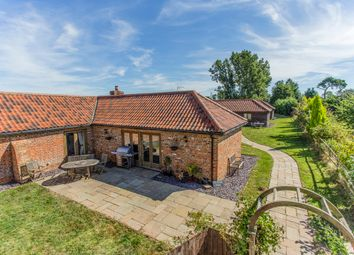 Thumbnail 6 bedroom barn conversion for sale in Bledwick Drove, Leverington, Wisbech