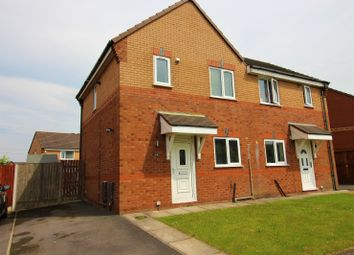 Thumbnail 2 bed semi-detached house to rent in Elmridge Crescent, Blackpool