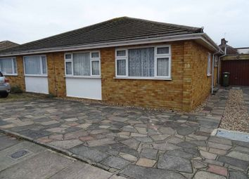 Thumbnail 3 bedroom bungalow to rent in Chartwell Close, London