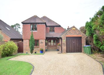 Billingshurst Road, Ashington, West Sussex RH20. 4 bed detached house