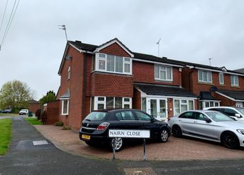Thumbnail 4 bed detached house to rent in Nairn Close, Stenson Fields, Derby