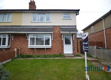 Thumbnail 3 bed semi-detached house to rent in Coronation Road, Wednesfield, Wolverhampton