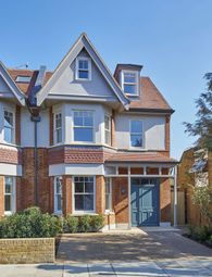 Thumbnail 4 bed semi-detached house for sale in Dunmore Road, West Wimbledon, London