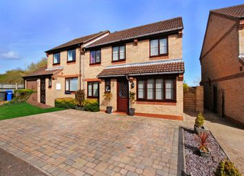 Thumbnail 4 bed semi-detached house for sale in Hill Farm Road, Halesworth