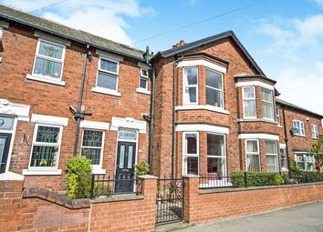 Thumbnail 4 bed terraced house for sale in Westfield Avenue, Goole