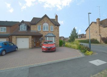 Thumbnail 4 bed detached house for sale in Rothley Drive, Strawberry Fields, Rugby, Warwickshire